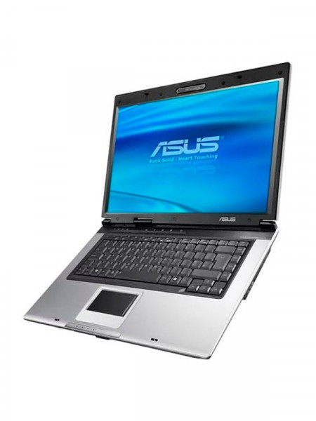 "Ноутбук экран 15,4"" Asus core duo t2250 1,73ghz /ram1024mb/ hdd100gb/ dvd rw"