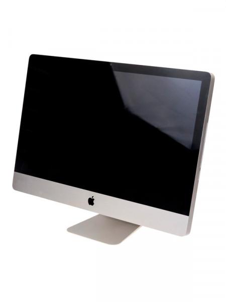 "Комп'ютер-моноблок Apple imac 27"" a1312 core i3 3,2ghz/ ram 8gb/ hdd1000gb/video radeon hd5750m 1gb/ dvdrw"