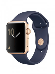 Часы Apple watch series 2 42mm gold case