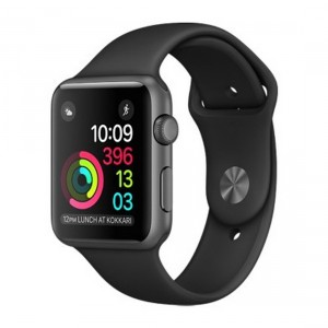 Часы Apple watch sport 42mm aluminum case series 2