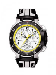 Часы * tissot 12 tom luthi 351/999 caliber eta g10.211 quartz