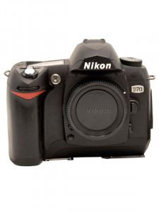 Nikon d70 без объектива