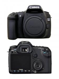 Canon eos 30d без объектива