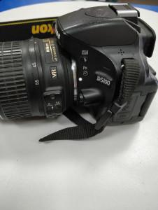 03-947-04100 Фотоаппарат цифровой Nikon d5100 18-55 kit