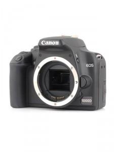 Canon eos 1000d без объектива