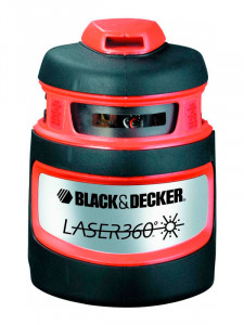 ЛАЗЕРНИЙ РІВЕНЬ BLACK&DECKER LASER 360 Black&decker LASER 360