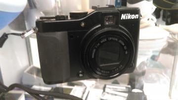 03-857-00377 Фотоаппарат цифровой Nikon coolpix p7000