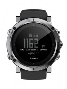 Часы Suunto Ss020339000 core brushed steel