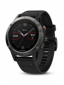 Garmin fenix 5slate gray with black