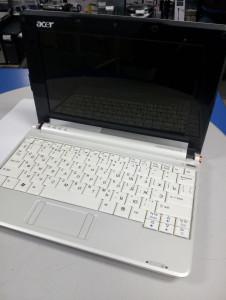 """03-846-00225 Ноутбук экран 10,1"""" Acer atom n270 1,6ghz/ ram1024mb/ hdd120gb/"""