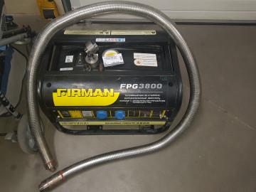 03-922-00409 Бензиновый электрогенератор Firman fpg 3800