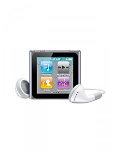 Apple ipod nano 6 gen. a1366 8gb
