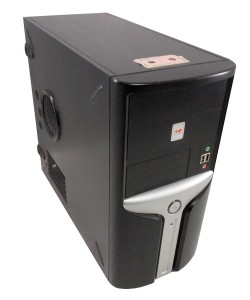 Pentium Dual-Core e5200 2,5ghz /ram2048mb/ hdd160gb/video 256mb/ dvd rw