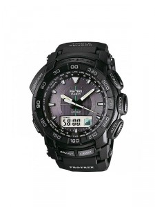 Часы Casio pro trek prg-550-1a1er