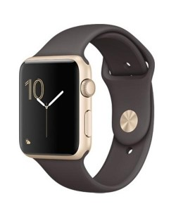 Годинник Apple watch edition 42mm gold case series 2