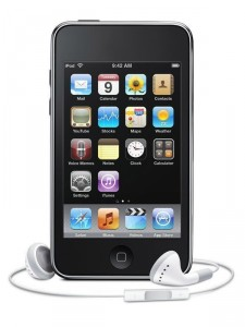 Apple ipod touch 2 gen. a1288 8gb